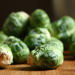 December Seasonal Table - Brussel Sprouts
