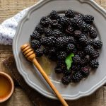 August Seasonal Table: Blackberries