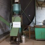 linseed oil press